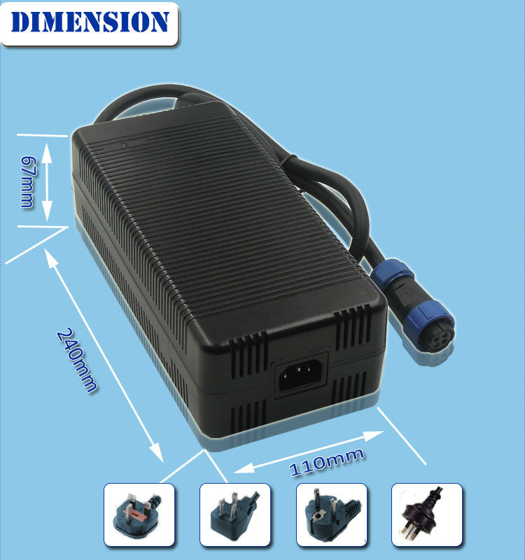 Power adapter 24v 17a