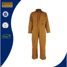 Cotton Safety Fr Workwear Uniform Coverall Wholesaler From China