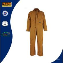Algodón seguridad Fr Workwear uniforme bata mayorista de China