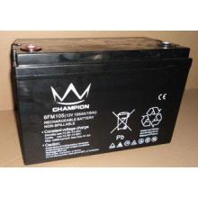 Professional 6FM105 12v 105ah AGM Sealed Lead Acid Battery