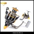 12+1 Ball Bearing Spinning Spool Fishing Reel with Aluminum Spool