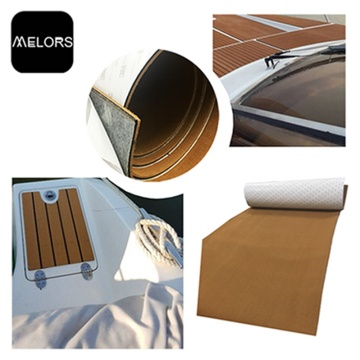 Revestimento marinho do barco do Decking do assoalho do iate de Melors EVA