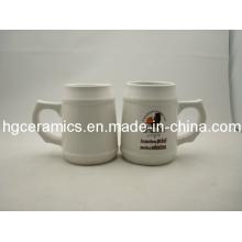 20oz Bier Stein, 500ml Keramik Keramik Bier Stein