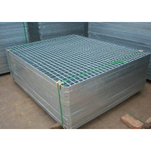 Hot Dipped Galvanized Steel Grating Flooring