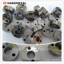 Tungsten Carbide Dies (high polished with 3 holes)