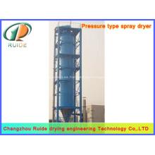 Torre de secado por pulverización de leche entera en polvo
