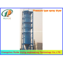 Whole milk powder spray drying tower