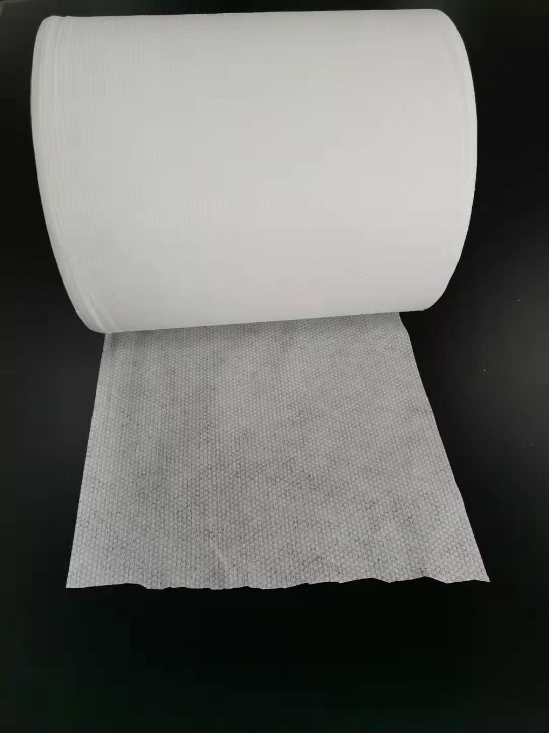Cleaning Wipe Nonwoven