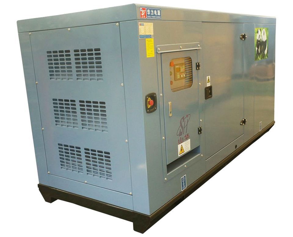 three phase generator