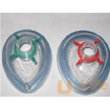 Disposable Medical PVC Anesthesia Mask