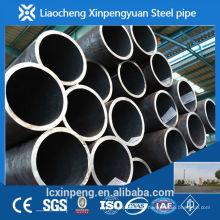 Fabricação e exportador de alta precisão sch40 tubo de aço sem costura laminados a quente