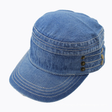 Light Blue Arny Cap Flat Top (GKA05-F00003)