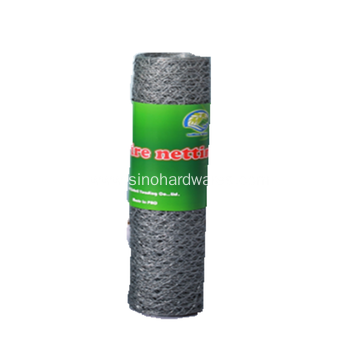Chicken Wire Mesh Hexagonal Galvanised Netting Roll