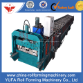 Colored panel steel roof tile roll forming