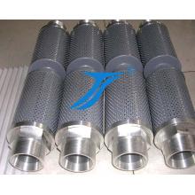 Malla de elementos de disco de malla / Filtro de acero inoxidable ampliamente utilizado