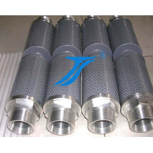 Screen Disc Elements Mesh/Widely Used Stainless Steel Filter