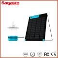 Lámpara solar recargable LED de iluminación exterior