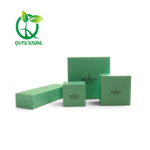 Custom jewelry packaging boxes set