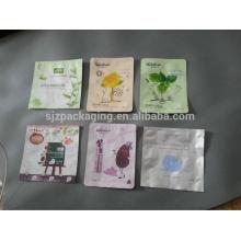 Пластиковые мешки для косметики