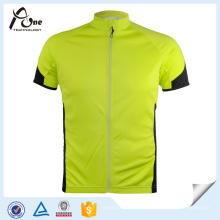 Maillot de cyclisme Jersey Coolmax Jersey Manches Courtes Homme OEM