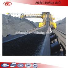 Steel core coneyor belt, rubber belt with China supplier