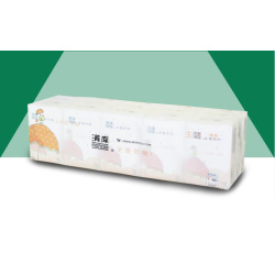 Disposable Dry Facial Tissue Paper