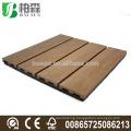 Wholesale composite co-extrusion wpc garden decking board floor tiles