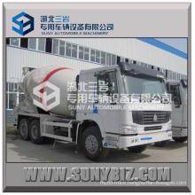 Sinotruck HOWO 5m3 4X2 Cement Concrete Mixer Truck