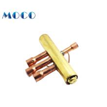 4 way Heat Pump Reversing Valve brass radiator valve