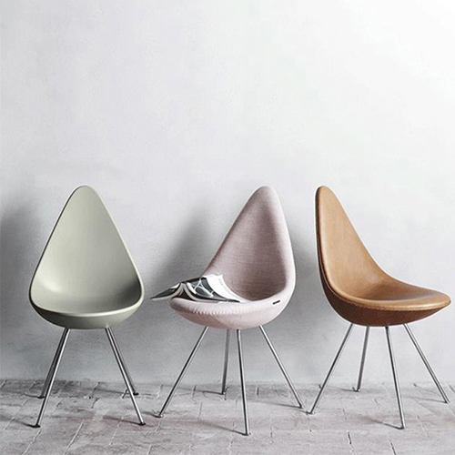 Arne Jacobsen Drop Plastic Chair