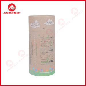 High Quality Toys Packaging Paper Cylinder Box