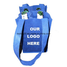 Custom Nonwoven Wine Bottle Promotion Bag