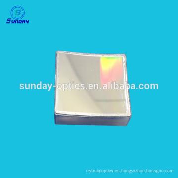 Difracción cóncava de vidrio óptico holográfica 1000 mm línea 190-9000nm