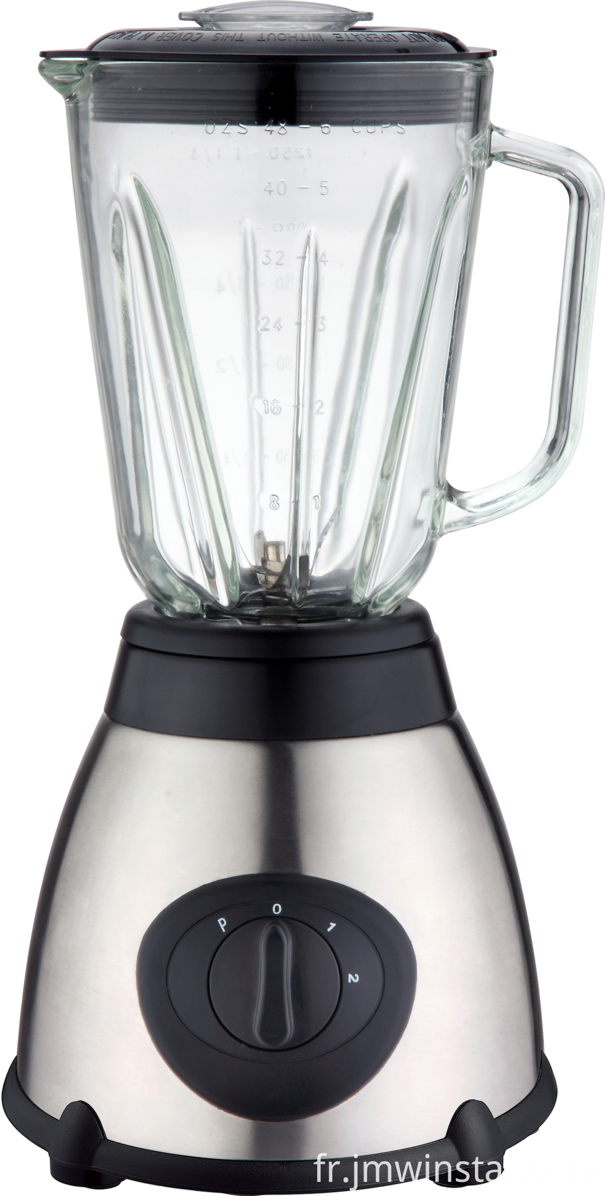 Glass Strong Power Blender