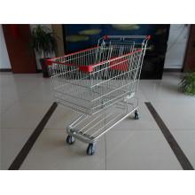 Тележка Вагонетки Покупкы Супермаркета (Европа)