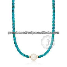 Designer Vermeil Beaded Necklace For Women In Wholesale Price For Wholesale Necklace