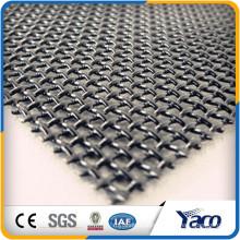 hengshui Low MOQ MS. wire Crimped crusher screen mesh