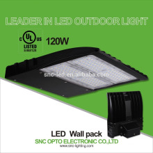 ul cul listed super slim 120W wall pack led with 5 years warranty
