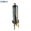 Logement de filtre sanitaire en acier inoxydable / logement de cartouche de filtre liquide en acier inoxydable / logement de filtre à eau ss
