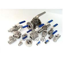 Todos os tipos de válvulas industriais
