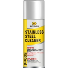 Aerosol Bottles for Stainless Steel Cleaner