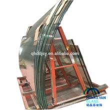 China fabricante de design personalizado de seda de vidro para sala de escritório