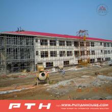 Entrepôt préfabriqué de structure métallique de conception préfabriquée