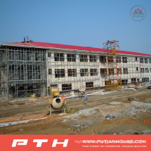 PU Sandwich Wall Panel Modular Prefabricated Building