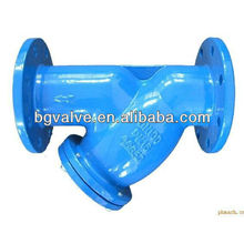Ductile Iron Y-strainer Class125