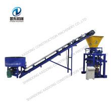 QT4-35B Automatic Hydraulic Concrete Brick/ Block Making Machine Price
