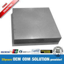 Reasonable Price Pure Tungsten Plate