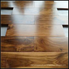 Revestimento contínuo da madeira da acácia do agregado familiar / revestimento de madeira