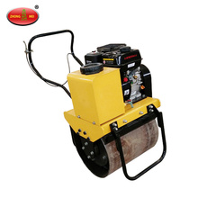 Mini Walk Behind Single Drum Road Roller