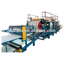 Advanced Technology EPS Color Steel Sandwich Panel Forming Machine